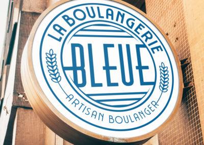 La Boulangerie Bleue