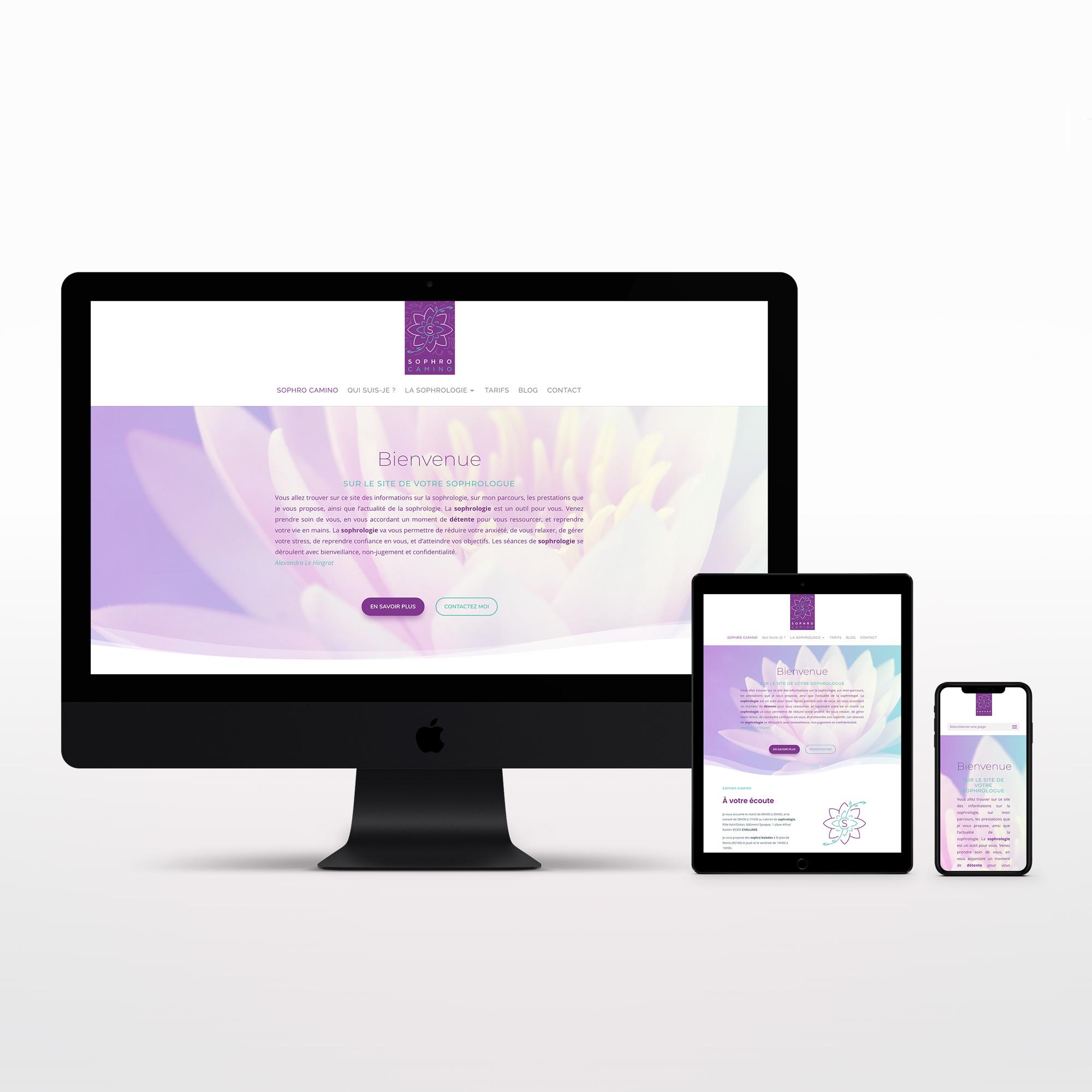 sophrocamino-site-web-responsive-graffocean-challans