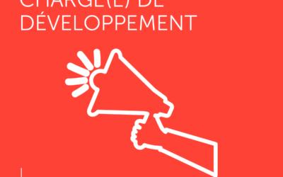 Graffocean recrute un(e) chargé(e) de développement !